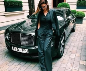 black, beauty, and car image