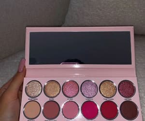 makeup, eyeshadow, and kylie jenner image
