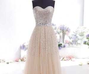 cheap evening dress, sleeveless evening dress, and evening dress long image