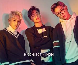 Ikon, donghyuk, and junhoe image
