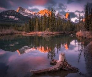 Banff National Park, british columbia, and lake image