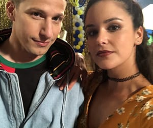 andy samberg, b99, and brooklyn nine-nine image