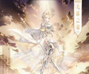 anime, game, and love nikki image