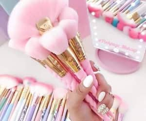 beuty, brochas, and brush image