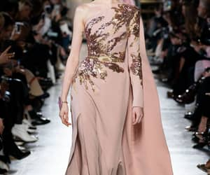 Couture, haute couture, and elie saab image