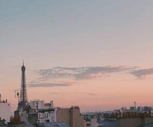 paris, tour eiffel, and photographie image