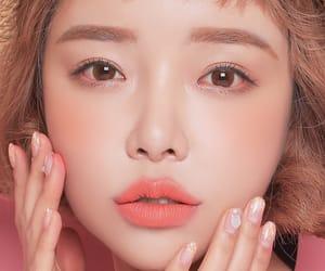 blush, stylenanda, and makeup image