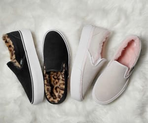 comfy, fluffy, and shoe image