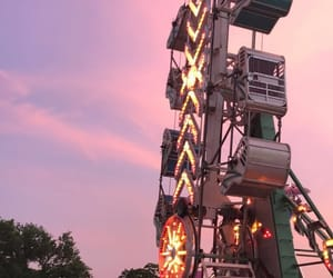 carnival, cotton candy, and fun image