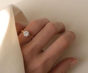 beautiful, girls, and ring image