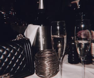 celebrate, champagne, and chanel image