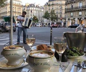 food, coffee, and city image