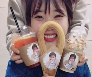 cafe, coffee, and kpop image