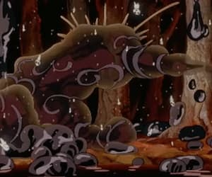 anime, ghibli, and mononoke hime image