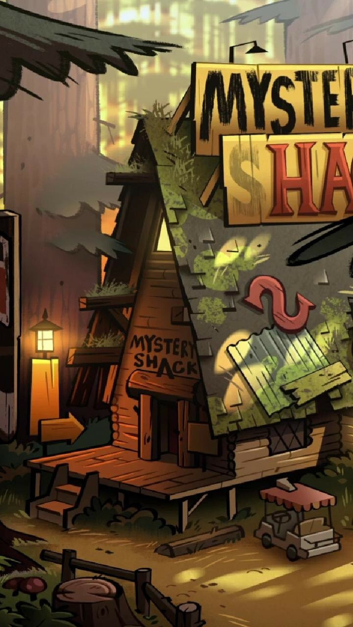 Image About Wallpaper In Gravity Falls By Maryfer