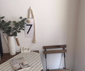aesthetic, interior, and minimal image