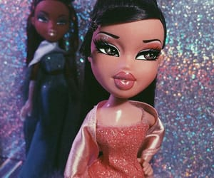 aesthetics, childhood, and dolls image