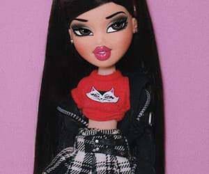 bratz and doll image