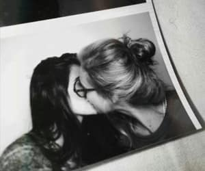 gay, girl, and lesbian image