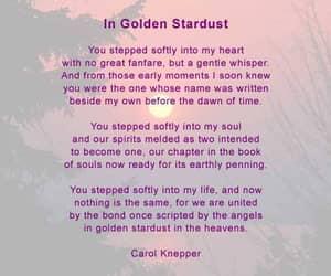 poem, twin flames, and spiritual image