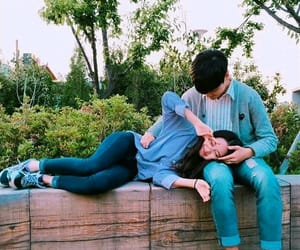 couple, love, and ulzzang image