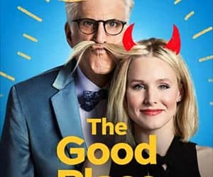 eleanor, Micheal, and the good place image
