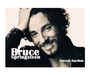 bruce springsteen, music, and secret garden image