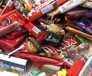 chocolate, oreo, and caramelle image