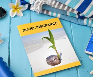 overseas, travel insurance, and travel insurance saver image