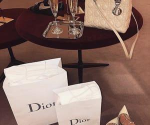 dior, fashion, and goals image