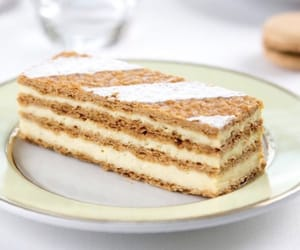 laduree, dessert, and millefeuille image
