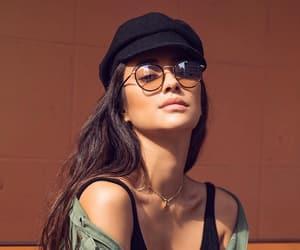 shay mitchell, sunglasses, and ariana grande image