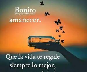 buen dia and bonito amanecer image