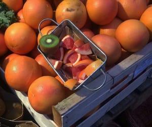 fruit, orange, and aesthetic image