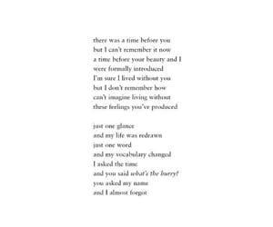 couples, poem, and poetry image