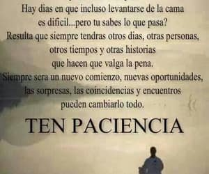 paciencia and positivo image