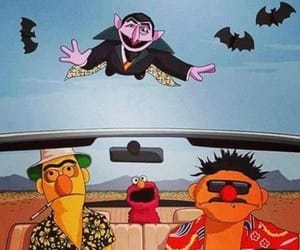 Fear and Loathing in Las Vegas and muppets image