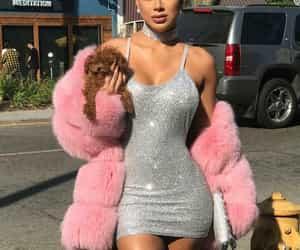 fashion, pink, and princess image