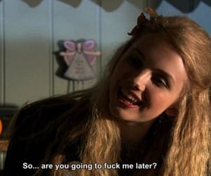 cassie ainsworth, hannah murray, and quote words subs image