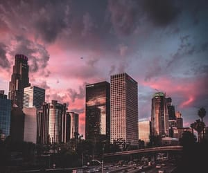 beautiful, city, and sky image