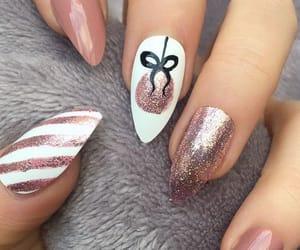 fashion, nails, and nail image