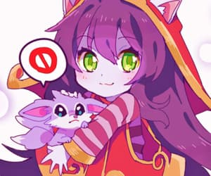 animal, lulu, and support image