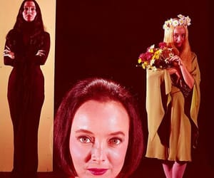 carolyn jones, Morticia Addams, and the addams family image