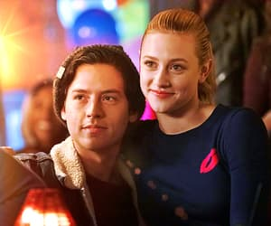 riverdale, couple, and bughead image
