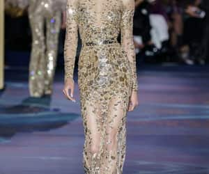 dress, Zuhair Murad, and dresses image
