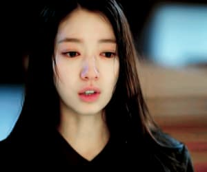 beautiful, korean, and sad image