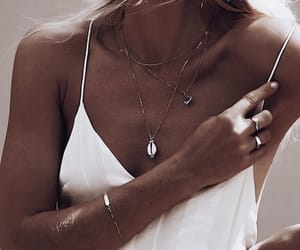 accesories, silver, and style image
