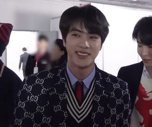 icons, jin, and bts image