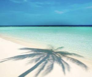 bali, blue, and beach image