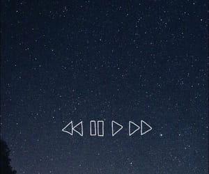 stars, music, and wallpaper image